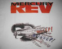 1992 MERCURY REV SPACE PATROL VINTAGE T-SHIRT