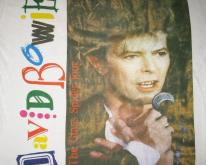 1987 DAVID BOWIE THE GLASS SPIDER TOUR EURO
