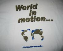 1990 NEW ORDER WORLD IN MOTION FIFA WORLD CUP
