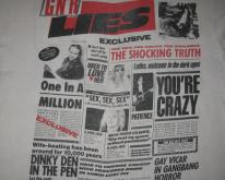 1988 GUNS N ROSES LIES   GNR AXL ROSE