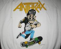 1987 ANTHRAX MOSH IT UP  SWEATTHRASH METAL