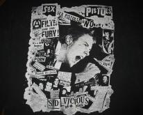 SEX PISTOLS  HOODED SWEATSHIRT PUNK SID VICIOUS