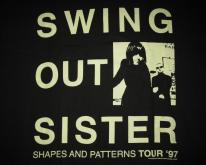 1997 SWING OUT SISTER SHAPES AND PATTERNS