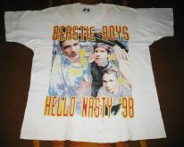 1998 BEASTIE BOYS HELLO NASTY TOUR