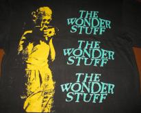1991 THE WONDER STUFF LOVIN THE WORLD 91