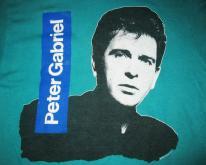 1986 PETER GABRIEL SO VINTAGE T-SHIRT GENESIS