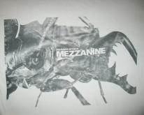 1998 MASSIVE ATTACK MEZZANINE TOUR