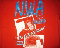 1991 NWA NIGGAZ4LIFE  LONG SLEEVE