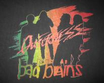 1989 BAD BRAINS QUICKNESS HOODED