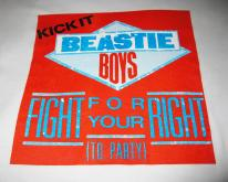 90s BEASTIE BOYS FIGHT FOR YOUR RIGHT