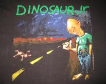 1993 DINOSAUR JR WHERE YOU BEEN VINTAGE T-SHIRT