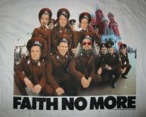 1992 FAITH NO MORE MIDLIFE CRISIS VINTAGE T-SHIRT TOUR