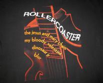1992 ROLLERCOASTER TOUR  TSHIRT MY BLOODY VALENTINE