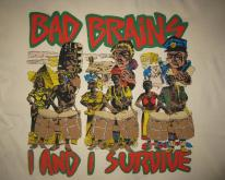 90s BAD BRAINS I AND I SURVIVE
