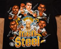 Pittsburgh Steelers Player Caricatures , Men of Steel