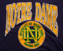 Notre Dame Fighting Irish  College University Midwest