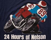 24 Hours of Nelson  '89 Motorcycle Race  1980s