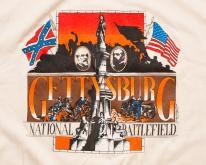 80s Gettysburg National Battlefield , Retro