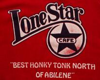 Lone Star Cafe Raglan Swea, New York City, 80s Country