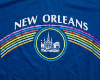 80s New Orleans, LA Rainbow , The Big Easy