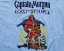 Captain Morgan , Does It With Spice,  1980s