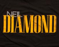 Neil Diamond  Concert Tour  1980s Spring Ford