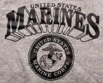 US Marines 3D Crewneck Swea, USMC Military, Soft/Thin