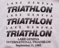 Lake Geneva Triathlon Swea, FL Florida Race Crewneck