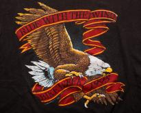 Bald Eagle Graphic , 1995 Bike Week, Daytona Beach FL