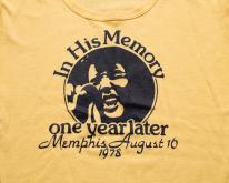1970s Elvis Presley In His Memory Tribute , Memphis
