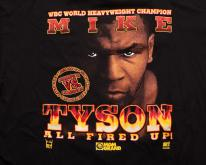 90s Mike Tyson All Fired Up '96 Boxing Match