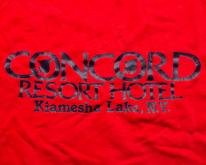Concord Resort Hotel Crewneck Swea, New York  80s