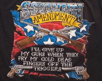 Southern (2nd) Amendment Johnny's  Guns Biker Trucker