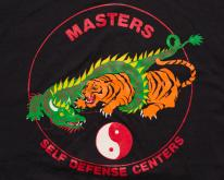 Masters Self Defense Centers , Kenpo Karate, 90s Tee