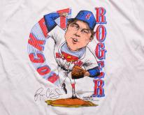 Rocket Roger Clemens Ringer , 1986, Boston Red Sox
