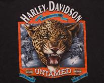 Harley-Davidson 3D Emblem Untamed , Daytona Bike Week