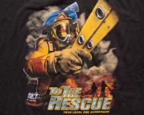 Fire Department to the Rescue  Firefighter  80