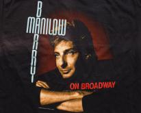 Barry Manilow On Broadway , L,  1980s, Tour
