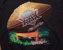 90s NFL Super Bowl XXIX ABC Sports Swea