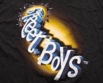 1995 Official Backstreet Boys 3D Logo , Pop Boy Band