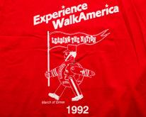 1992 Walk America , Kmart, March of Dimes Toy Soldier