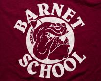 Barnet Bulldogs , Elementary School Team Mascot Dog