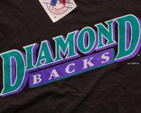 NWT Arizona Diamondbacks  Logo 7 1998 D-Backs