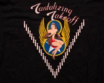 8th Air Force , Tantalizing Takeoff Bomber Pinup Girl