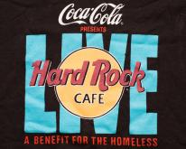 Coca-Cola Hard Rock Cafe Live ,  80s, New York
