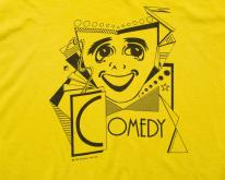 80s Comedy & Tragedy Masks , Hanes 50/50