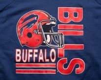 80s Buffalo Bills Crewneck Swea, NFL Apparel