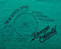 High Wheel Bike Deaconess Hospital , 80s Hipster Tee