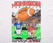 Big Johnson Footballs , Raunchy Sexual Parody, Sex