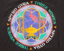 Spyro Gyra Three Wishes T-Shirt, Jazz Album Art, Vintage 90s